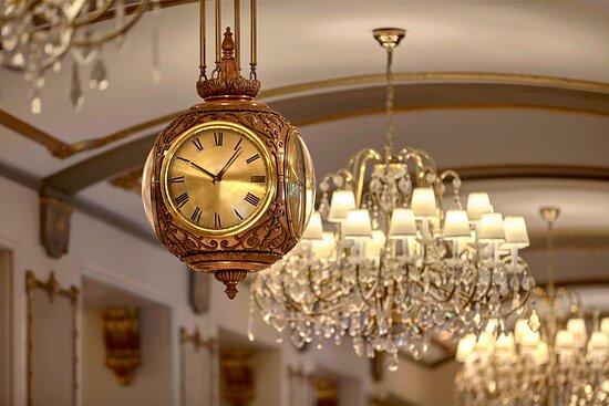Lobby Décor - Clock