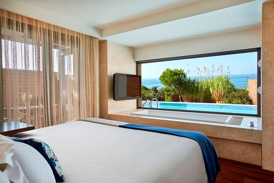 Ionian Exclusive Grand Infinity Sea Suites - Bedroom