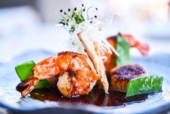 Onuki Seafood Dish