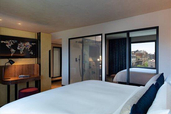 Mosaic Junior Suite - Bedroom