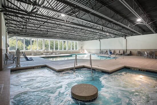 Relax in the Whirlpool while the kids enjoy the Pool