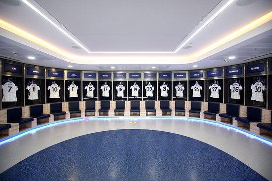 Tottenham Hotspur Football & Athletic Co Ltd