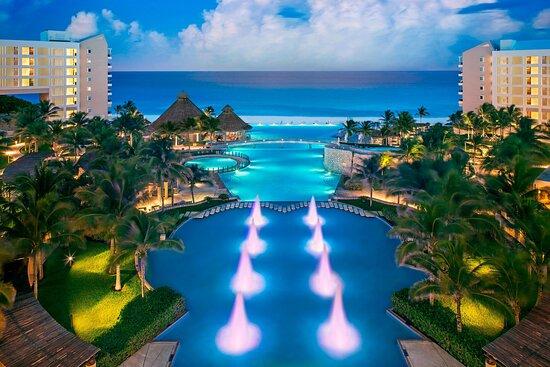 The Westin Lagunamar Ocean Resort Villas & Spa, Cancun