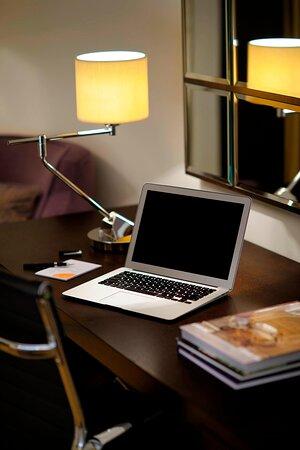 Deluxe Room Work Desk