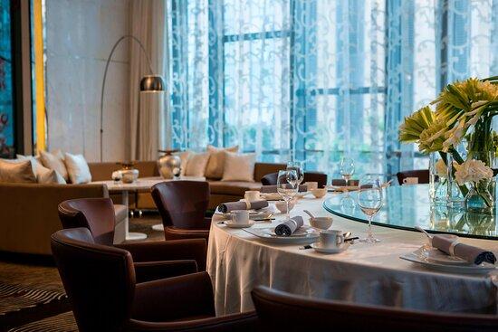 WAN LI Restaurant - Private Dining Room