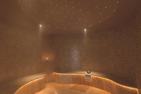 Spa Steam Room