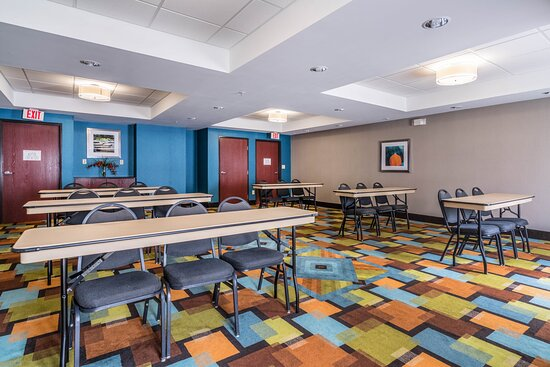 Our spacious meeting area accomodates any kind of social function