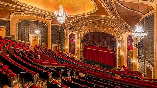 Catch a concert, play, musical or ballet at the Orpheum Theatre!