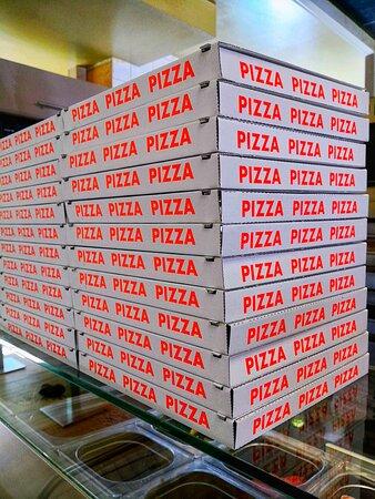 Pizza tzum Mitnehmen  Restaurant GUSTO Tavola Calda  Friedrich-Ebert-Straße 163  34119 Kassel