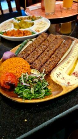 Amazing turkish food