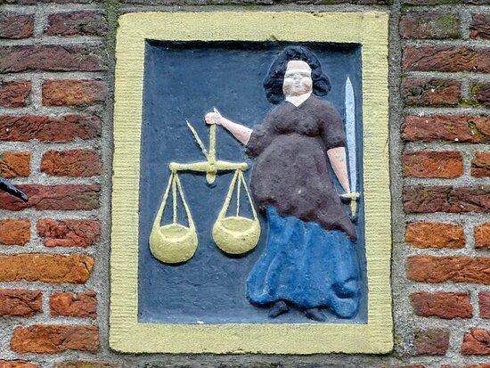 Grootschermer, Hà Lan: Raadhuisje