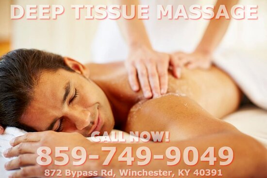 Deep Tissue Massage is an Asian massage spa designed to help you reduce stress, relieve build up chronic pain, and increase the overall quality of your life! We specialize in multiple affordable, customized treatments to meet the needs of a wide variety of clients in a peaceful setting! We are proud to be providing Authentic Asian Massage therapy services in our beloved community of Winchester, KY!