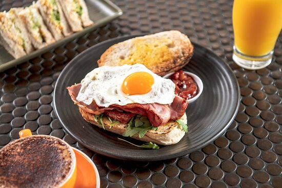 Breakfast available from Ironstone Cafe 7 days a week