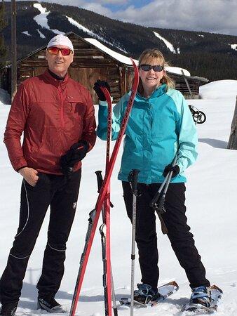 Couple on a Private Nordic Adventure
