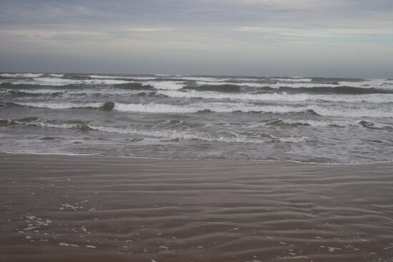 The rough waves