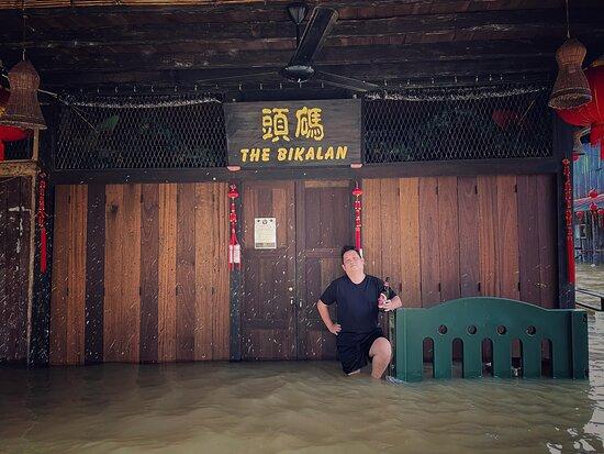 Siniawan flood 14/01/2021