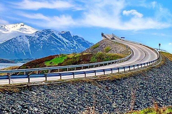 Alesund-Molde-Atlantic Road Round trip