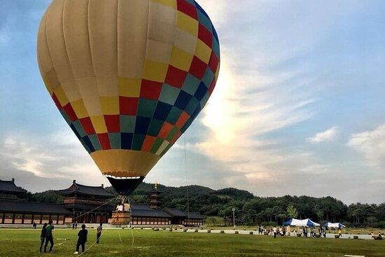 2-Day Gongju & Buyeo Tour with Hot Air Balloon Ride, KTourTOP10
