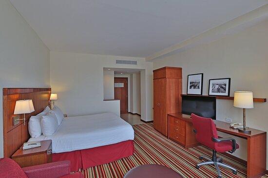 Superior King Guest Room - Sleep Area