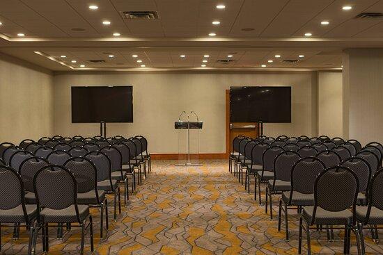 Sunalta Meeting Room - Theatre Setup