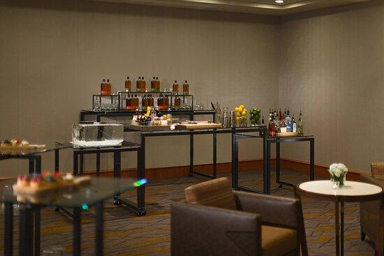 Sunalta Meeting Room - Reception Setup