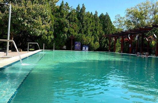 Lipot, Ungarn: Gyógyvizes medence