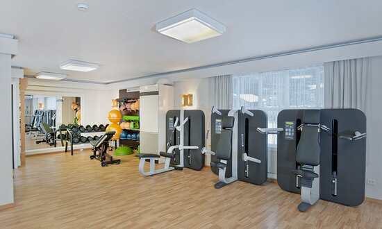 Skei, Na Uy: Thon Hotel Jolster Fitness room