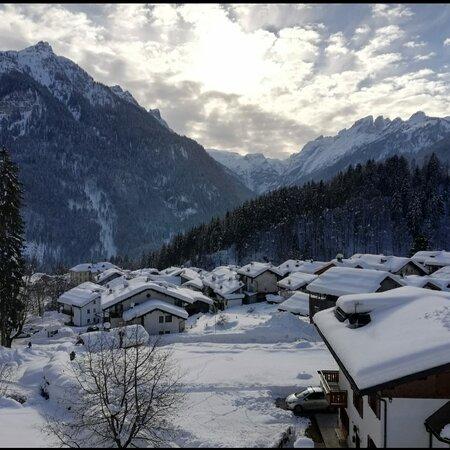 Soraga, Ιταλία: Le nostre belle montagne