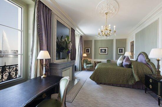 Beau-Rivage Genève, hôtels à Genève