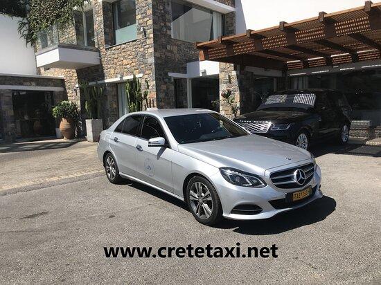 Crete Taxi Services