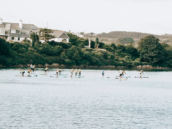 Paddle Boarding Group Session
