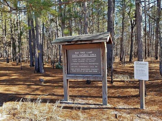 Bay Tree Lake State Park