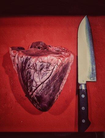Beef Heart Anticucho