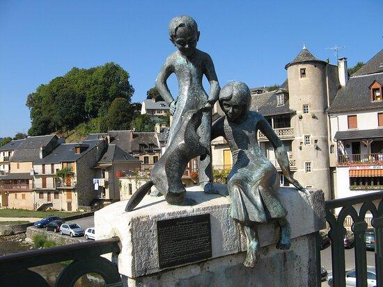 Statue Des Marmots