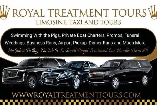ROYAL TREATMENT LIMO TAXI & TOURS CO.