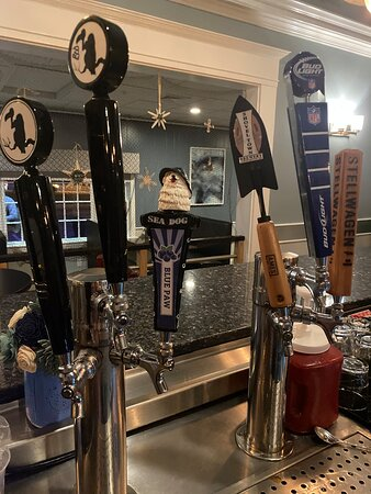 Craft Beer on Tap