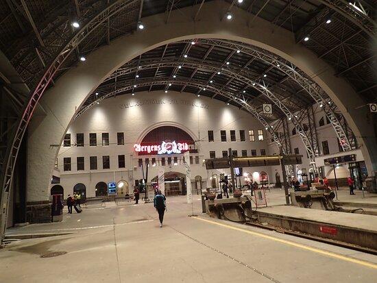 Bergen stasjon