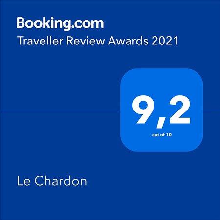 Baudinard-sur-Verdon, France: Récompense après cinq d'innovation et de recherches. Merci à vous et très bientôt au Chardon