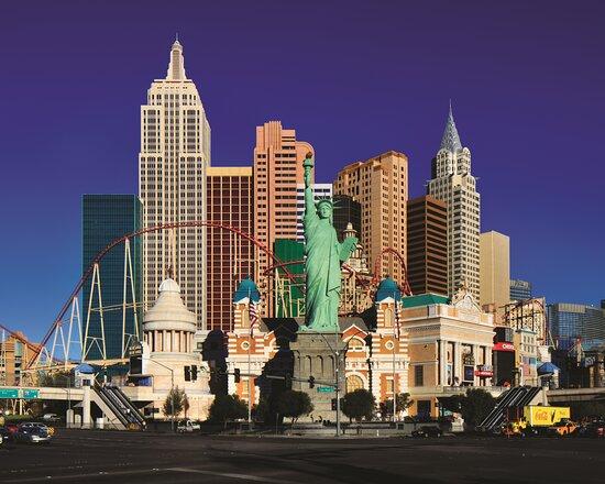 New York - New York Hotel & Casino, Hotels in Las Vegas