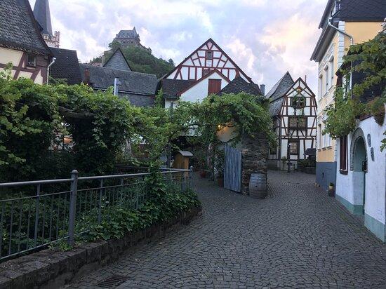 Bacharach, Đức: The market square