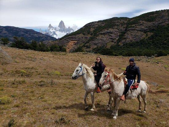 Horseback riding Bonanza - El Chalten: Monte Fitz Roy