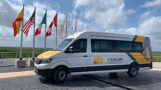 Cancun Transportation. Private Cancun Airport Transportation.