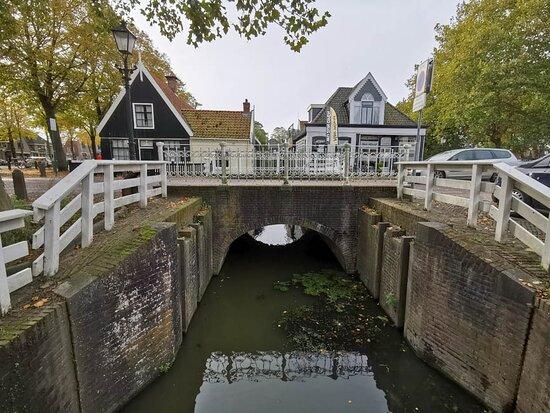 an old bridge