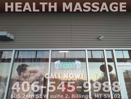 Health Massage is an Asian massage spa designed to help you reduce stress, relieve build up chronic pain, and increase the overall quality of your life! We specialize in multiple affordable, customized treatments to meet the needs of a wide variety of clients in a peaceful setting! We are proud to be providing Authentic Asian Massage therapy services in our beloved community of Billings, MT!