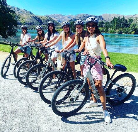 4 Barrels Bike Winery Tour
