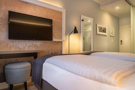 Standard double room Hotel Franke jpg