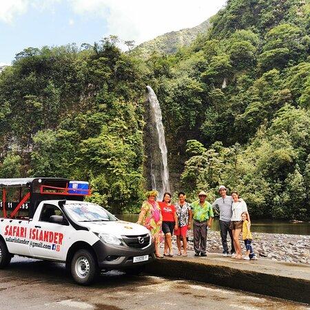 Lets go do some safari on Tahiti with Safari Islander