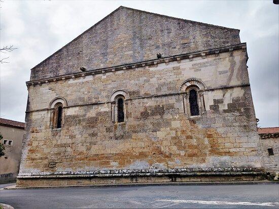 Église Saint-junien (sauzé-vaussais)