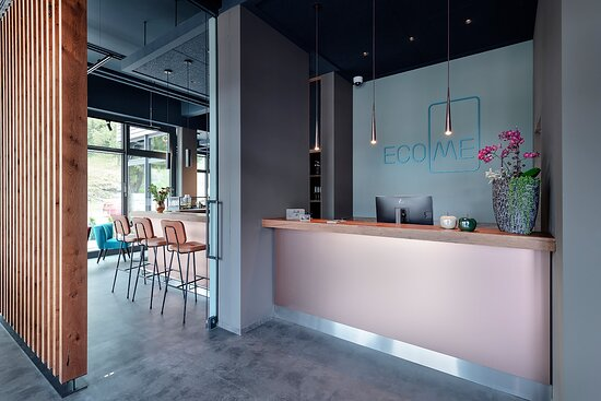 Restaurant - Εικόνα του Ecome Hotel, Heidenheim an der Brenz - Tripadvisor