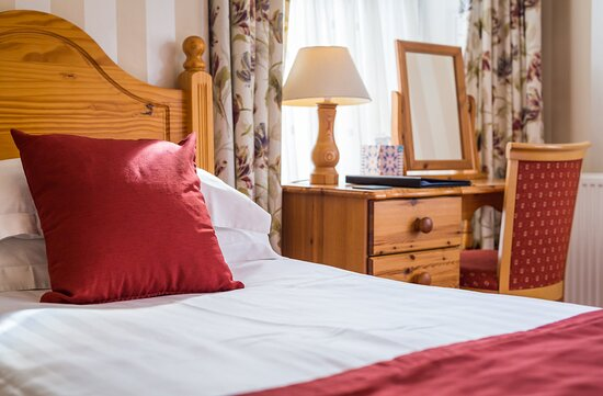 Working from 'Home'!  All rooms have convenient Desk/Dressing Table, USB ports and free Wi-Fi.